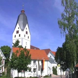 Martinskirche in Zell