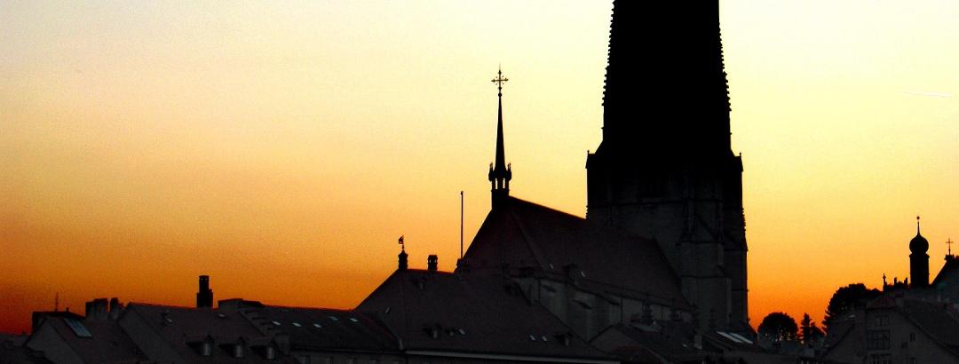 Fribourg: Cathédrale Saint-Nicolas