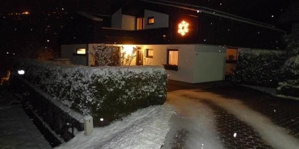 Haus Nachtfoto