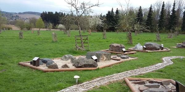 Gesteinsgarten Pfaffengut