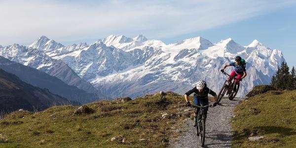4-Seen Biketour «Tour +» in Engelberg