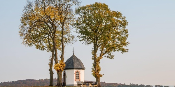 Die St.Jodokus-Kapelle bei Lommersdorf