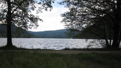 Am Lac de Longmer