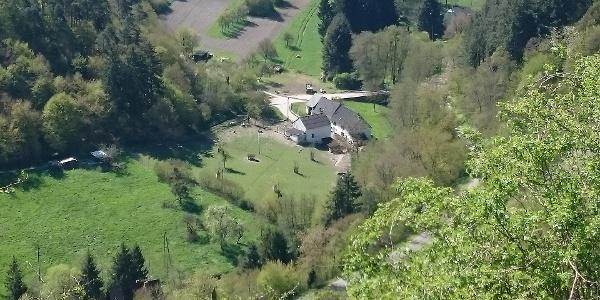 Mühle im Dhrontal
