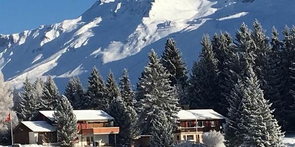 """Chalet """"Casa Nicola"""" (rechts) - Winter"""