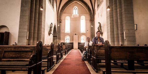 Impressionen - Klosterkirche Sponheim