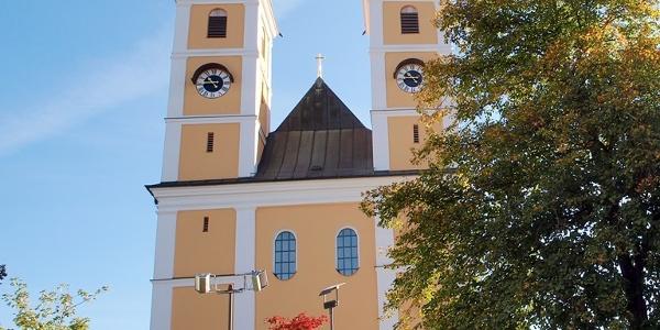 Wallfahrtskirche am Gartlberg