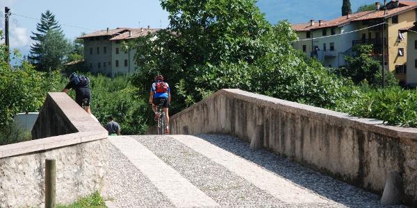 Il ponte romano di Ceniga