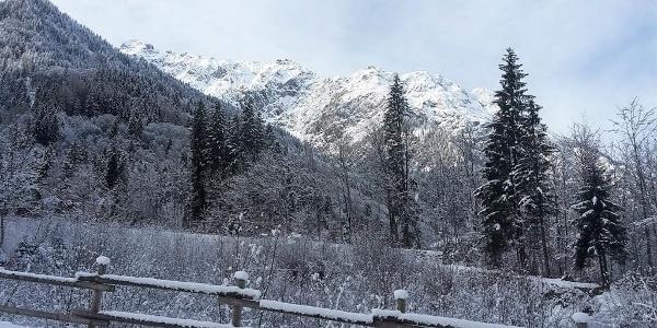 Winter in Vandans