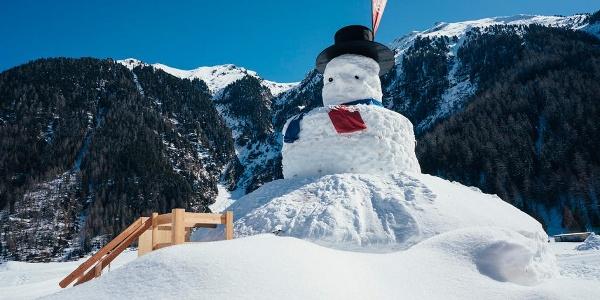 Niederthai Winter