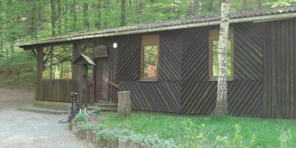 Hütte im Taufenbachtal