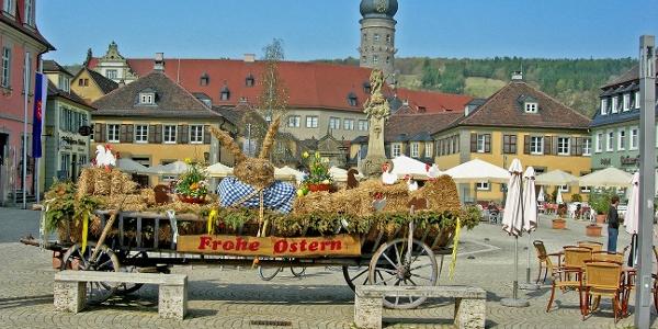 Ostern in Weikersheim