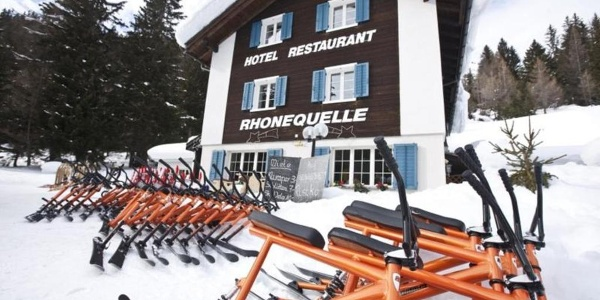 Hotel-Restaurant Rhonequelle