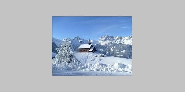 SDas Haldi bietet im Winter eine wunderschöne Rundsicht