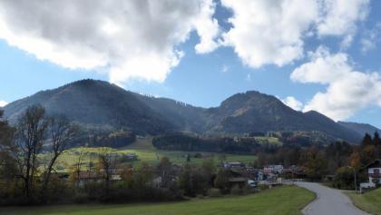 Weg zum Unternberg