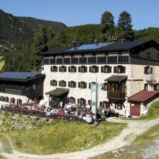 Traunsteinerhütte