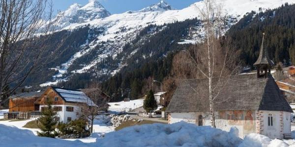 Kapelle Sogn Giacun