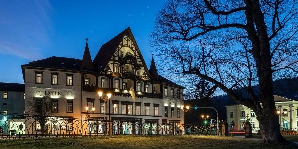 Romantik Hotel S?sischer Hof