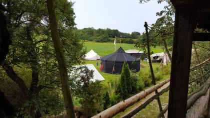 Zeltplatz Abenteuerland Warbug