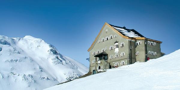 Hochjoch Hospiz Hütte