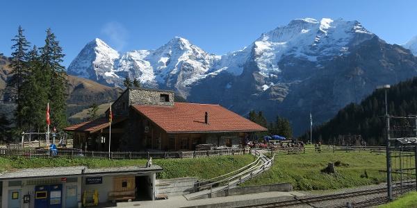 Winteregg Station.