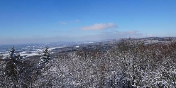 Winterblick Luisenturm