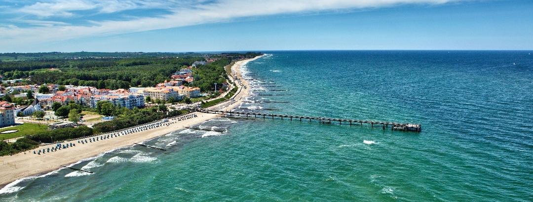 Die Mecklenburgische Ostseeküste