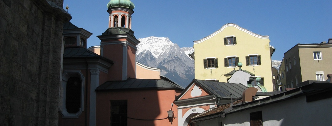 Hall in Tirol bei Innsbruck