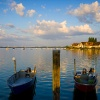 Ermatingen ist ruhig am Untersee gelegen und ein ehemaliges Fischerdorf.