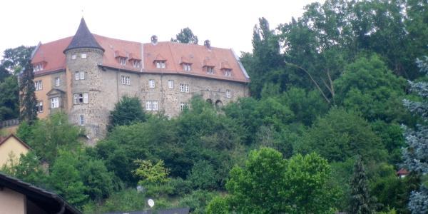 Rotenberg mit seinem Schloss