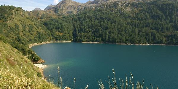 Lago Ritom.