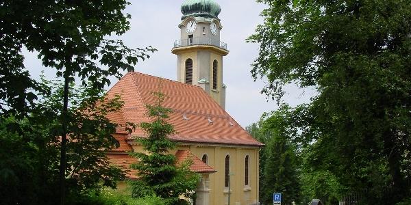"""Kath. Kirche  """"Zum Heiligen Kreuz"""""""