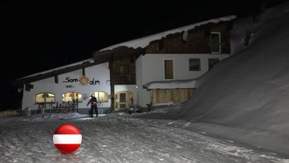 Sonnalm 1800m Jöchlspitze