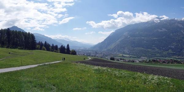 Beim Fürstenwald