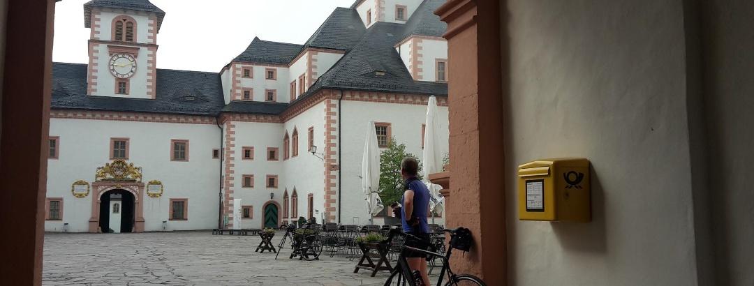 Rennradrunde Chemnitz
