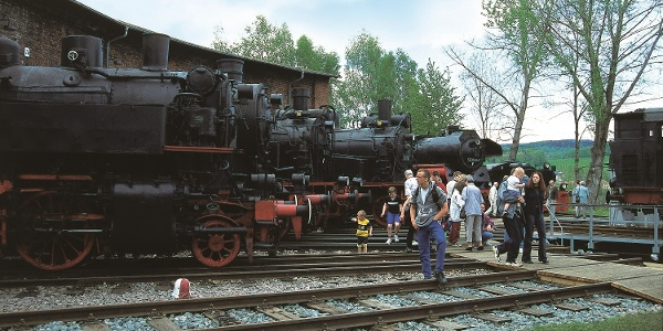 Eisenbahnmuseum Schwarzenberg