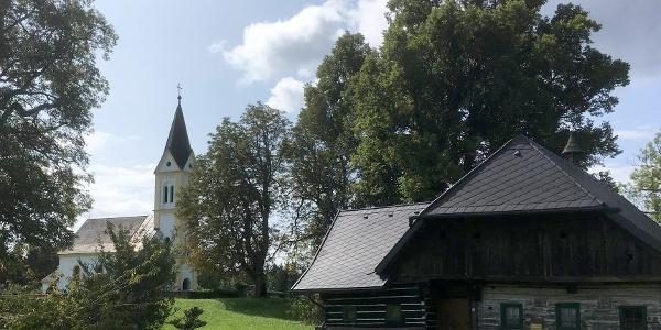 Kirche in Eggen