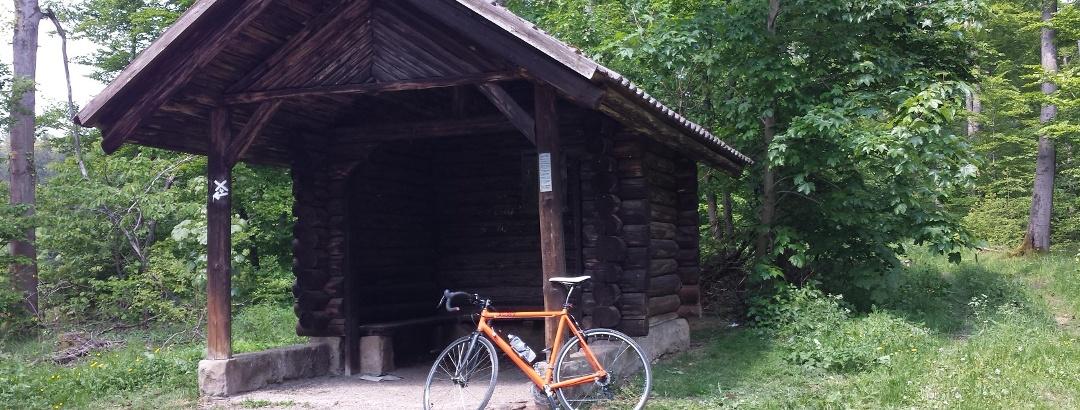 Die Hütte am Umschwang