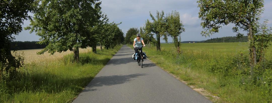 Auf dem Weg nach Perleberg