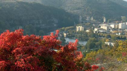 vor Cahors: Chemin du Pech de Fourques: Cahors