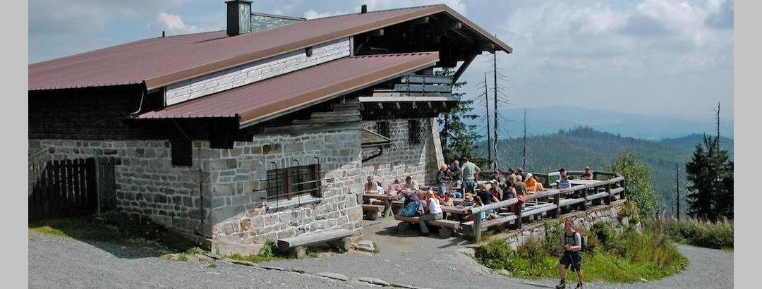 Lusen-Schutzhaus