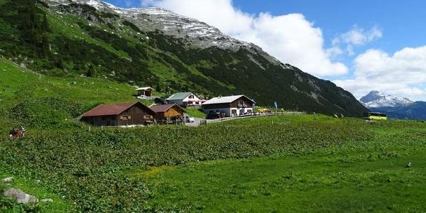 Alpe Formarin