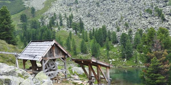Knappenweg Mühle