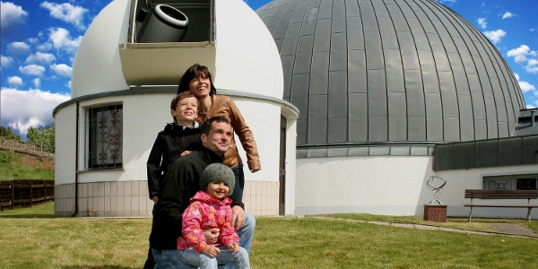 Planetarium für ganze Familie