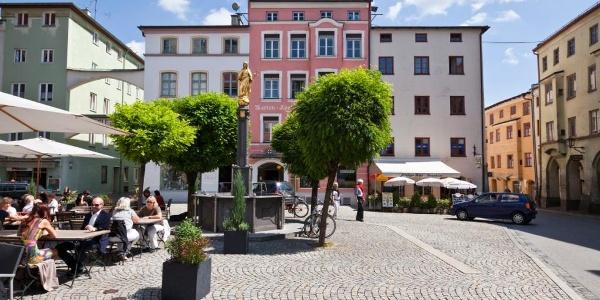 Altstadt von Wasserburg