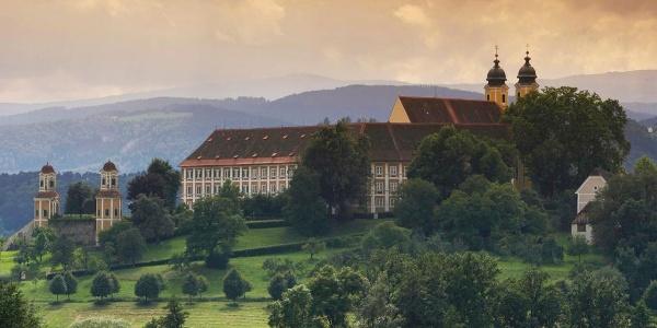 Schloss Stainz mit dem Jagd- und Landwirtschaftsmuseum