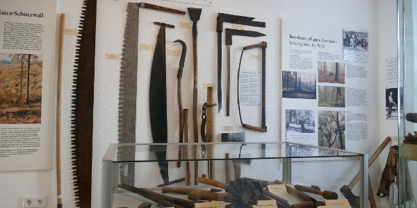 Glas- und Heimatmuseum Silberborn