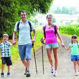 Ein Wanderweg für die ganze Familie