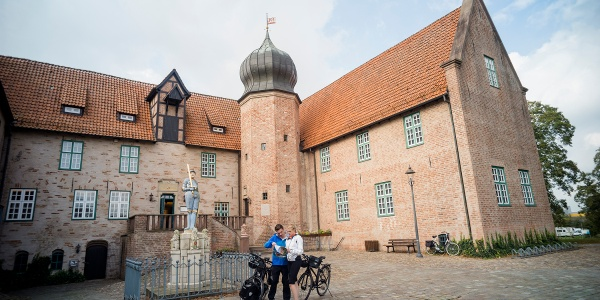 Burg Bederkesa in Bad Bederkesa