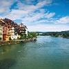 Laufenburg (Baden) am Rhein.